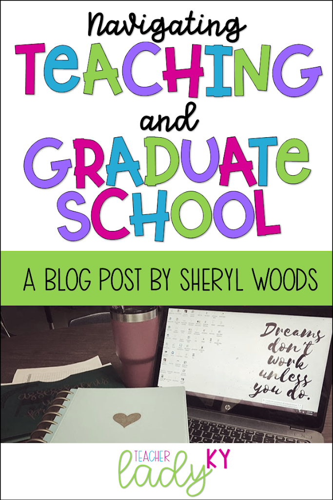 Navigating Teaching and Graduate School
