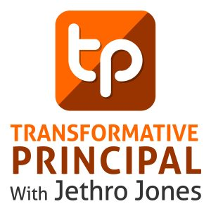 Transformative Principal podcast, TeacherLadyKY